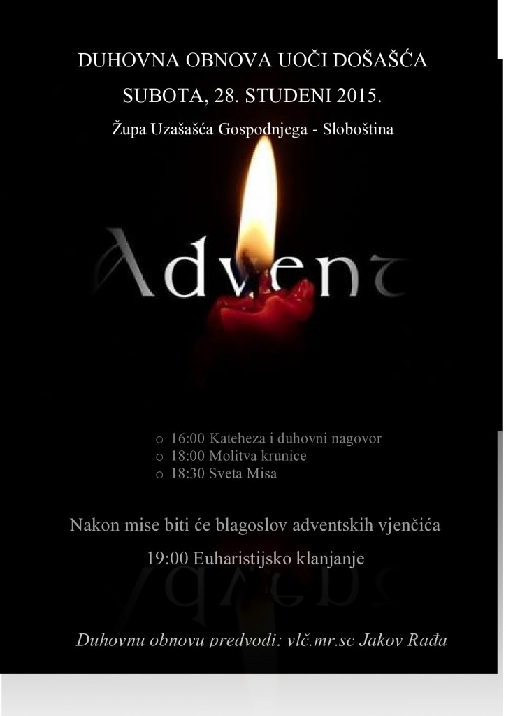 DUHOVNA OBNOVA UOČI DOŠAŠĆA 2015-page0001